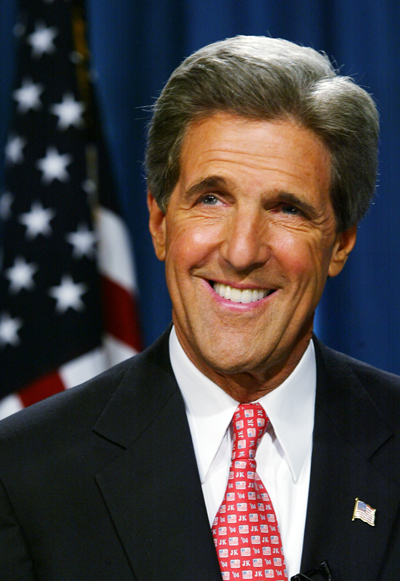 "John Kerry calls Rand Paul and Republicans ""dangerously radical"""